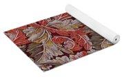 Acanthus Leaf Yoga Mat