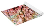 Acer Abstract Yoga Mat