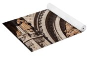 Adoration Of The Three Wise Men Relief Yoga Mat