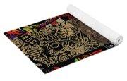 Afroecletic II Yoga Mat