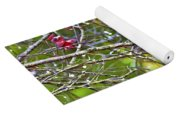 After The Autumn Rain 2 - Digital Paint Yoga Mat