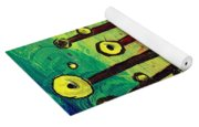 All Eyes On You Yoga Mat
