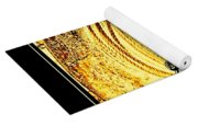 All That Glitters Is Not Gold Yoga Mat