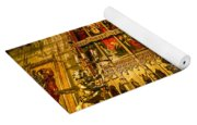Almudena Cathedral Yoga Mat