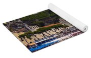 Amalfi Beach And Town Yoga Mat