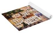 Amalfi Town In Italy Yoga Mat