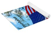 America The Beautiful Yoga Mat