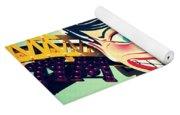 Amusement Smile Yoga Mat
