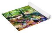 Another Enchanted Forest Yoga Mat
