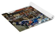 Anstruther Harbour Yoga Mat