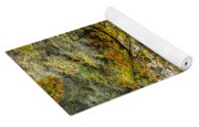 Appalachian Mountain Waterfall Yoga Mat