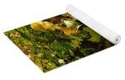 Apple Blossoms Spring Yoga Mat