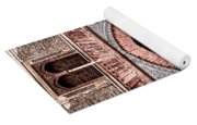 Arched  Gate Yoga Mat