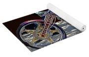 Armed Forces Tribute Bike Yoga Mat