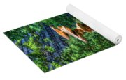 Art In The Park Yoga Mat