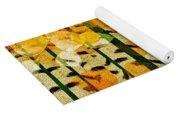 Aspen Colorado Abstract Square 4 Yoga Mat