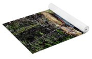 Aspen Crossing Mountain Stream Yoga Mat