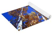 Aspen Tree Tops Yoga Mat