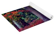 Autumn Carpet In The Enchanted Wood Yoga Mat