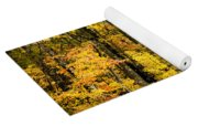 Autumn Colors - Colorful Fall Leaves Wisconsin - II Yoga Mat