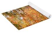Autumn Colors - Colorful Fall Leaves Wisconsin IIi Yoga Mat