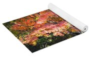 Autumn Colors Yoga Mat