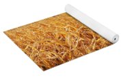 Autumn Corn Yoga Mat