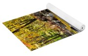 Autumn Creek Yoga Mat