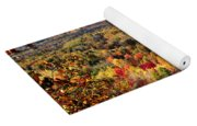 Autumn Glory Landscape Yoga Mat