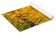 Autumn Hike - Paint Yoga Mat