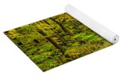 Autumn Journey Yoga Mat
