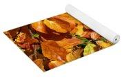Autumn Leaves 82 Yoga Mat