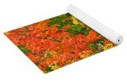 Autumn Mosaic Nj Yoga Mat