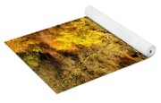 Autumn On Ullswater Yoga Mat
