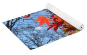 Autumn Reach  Yoga Mat