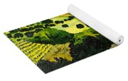 Autumn Remembered Yoga Mat
