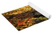 Autumn Stream Yoga Mat
