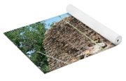 Aztec Ruins National Monument Yoga Mat