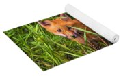 Babes In The Woods 2 - Paint Yoga Mat