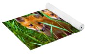 Babes In The Woods Oil Yoga Mat