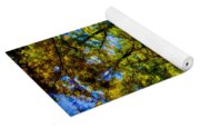 Backroads Of The Great Smoky Mountains National Park Yoga Mat