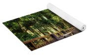 Bamboo Temple Yoga Mat