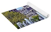 Barcelona Fountain Yoga Mat
