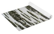 Bark Of Paper Birch Yoga Mat