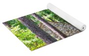 Berry College's Old Mill - Square Yoga Mat