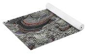 Basalt Topography Yoga Mat