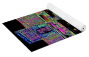 Bath House Pop Art Yoga Mat