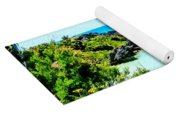 Beach At St. George Bermuda Yoga Mat