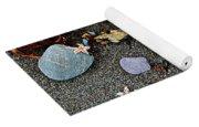 Beach Wares - Shells - Feather Yoga Mat