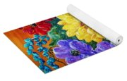 Beauties In Bloom Yoga Mat